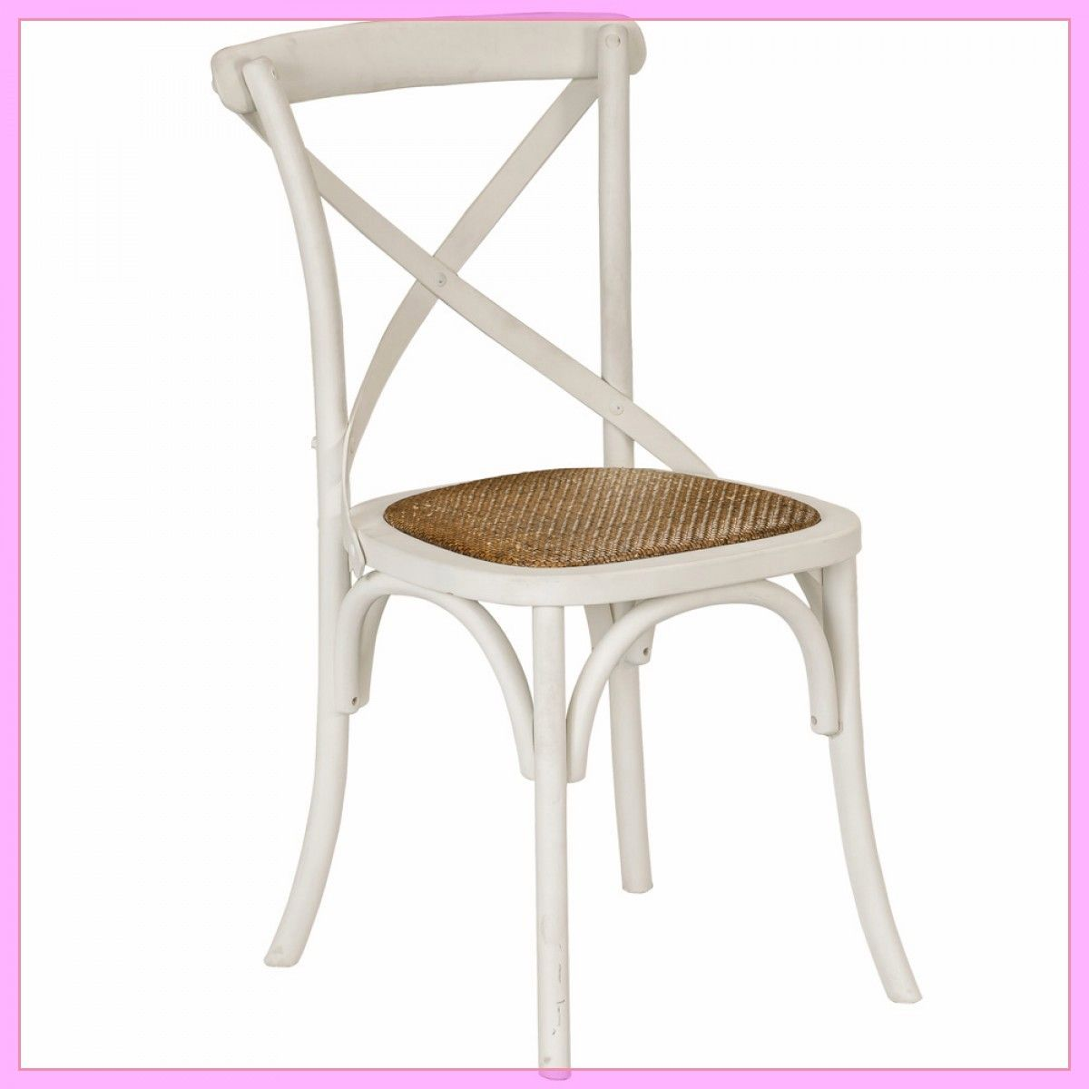 129 Reference Of Cross Chair Old White In 2020 Crossback Chairs Dining Chairs White Dining Chairs