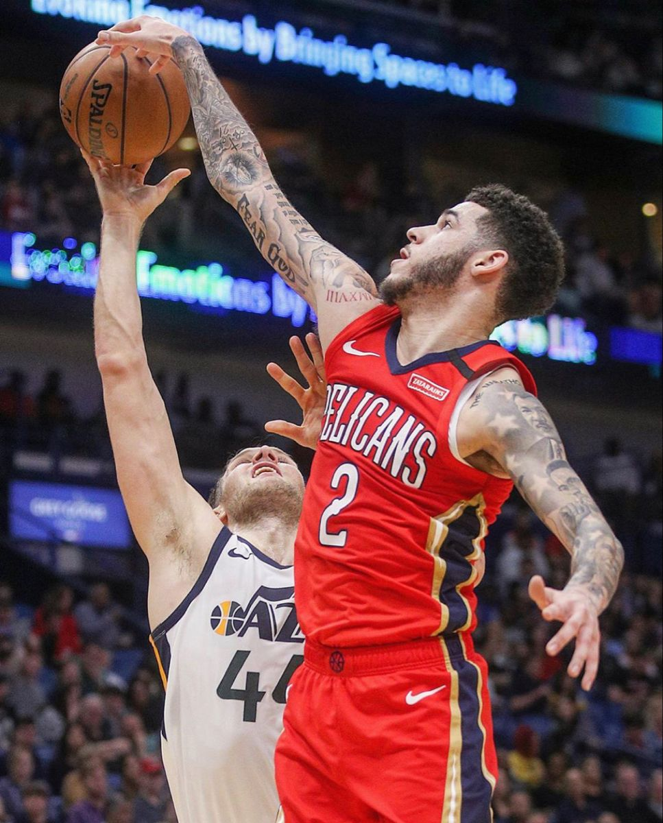 block party in 2020 New orleans pelicans, New orleans