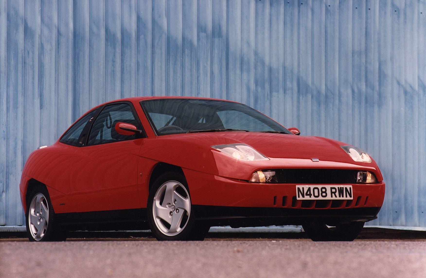 Pin Di Rapidbeard Su Fiat Coupe