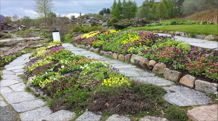 Bordures de jardin – 40 idées sur les designs les plus répandus