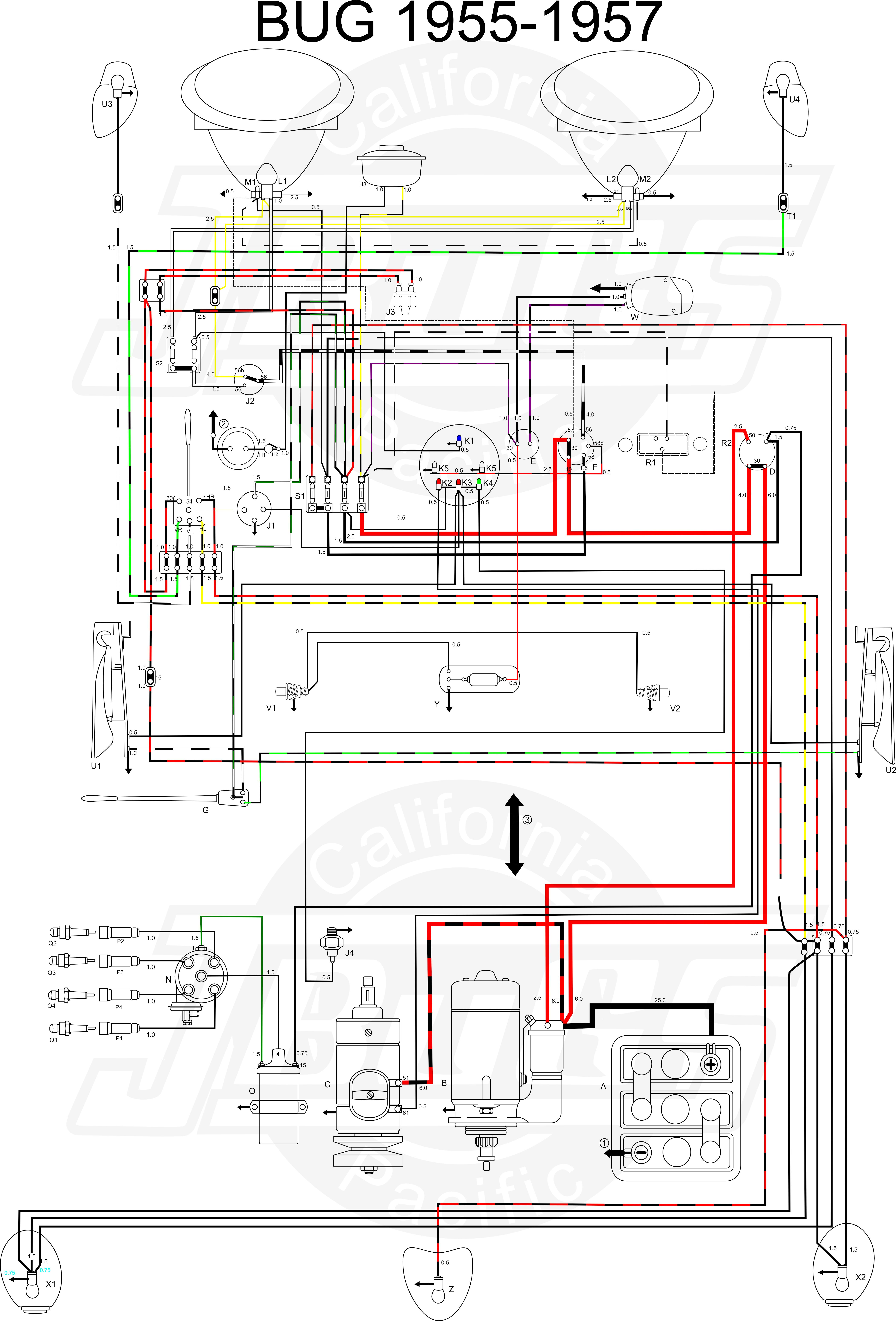 small resolution of vw manx wiring diagrams wiring diagram for youmanx wiring diagram basic 15