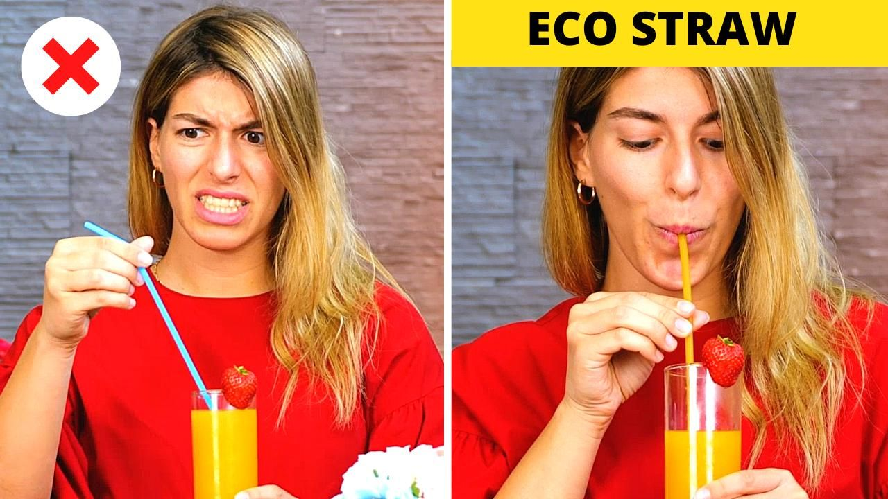 38 ECO-FRIENDLY IDEAS YOU DIDN'T KNOW BEFORE || 5-