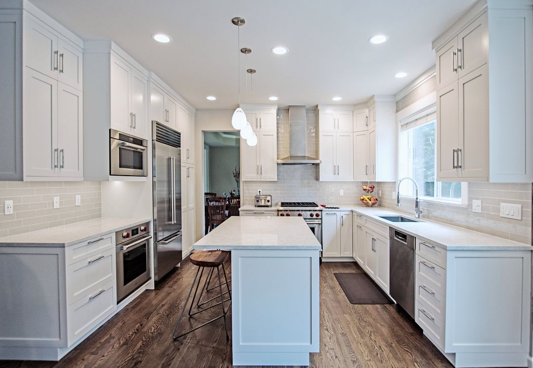 Check Out This Kitchen Remodel In Kirkland Designed By Hatanostudio Kitchendesign Cabinets In 2020 Modern Bathroom Cabinets Modern Cabinets Sleek Cabinet