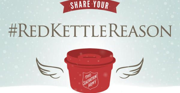 My Inspiration for Giving and a Giveaway! #RedKettleReason « Sponsored « Mama's Losin' It!