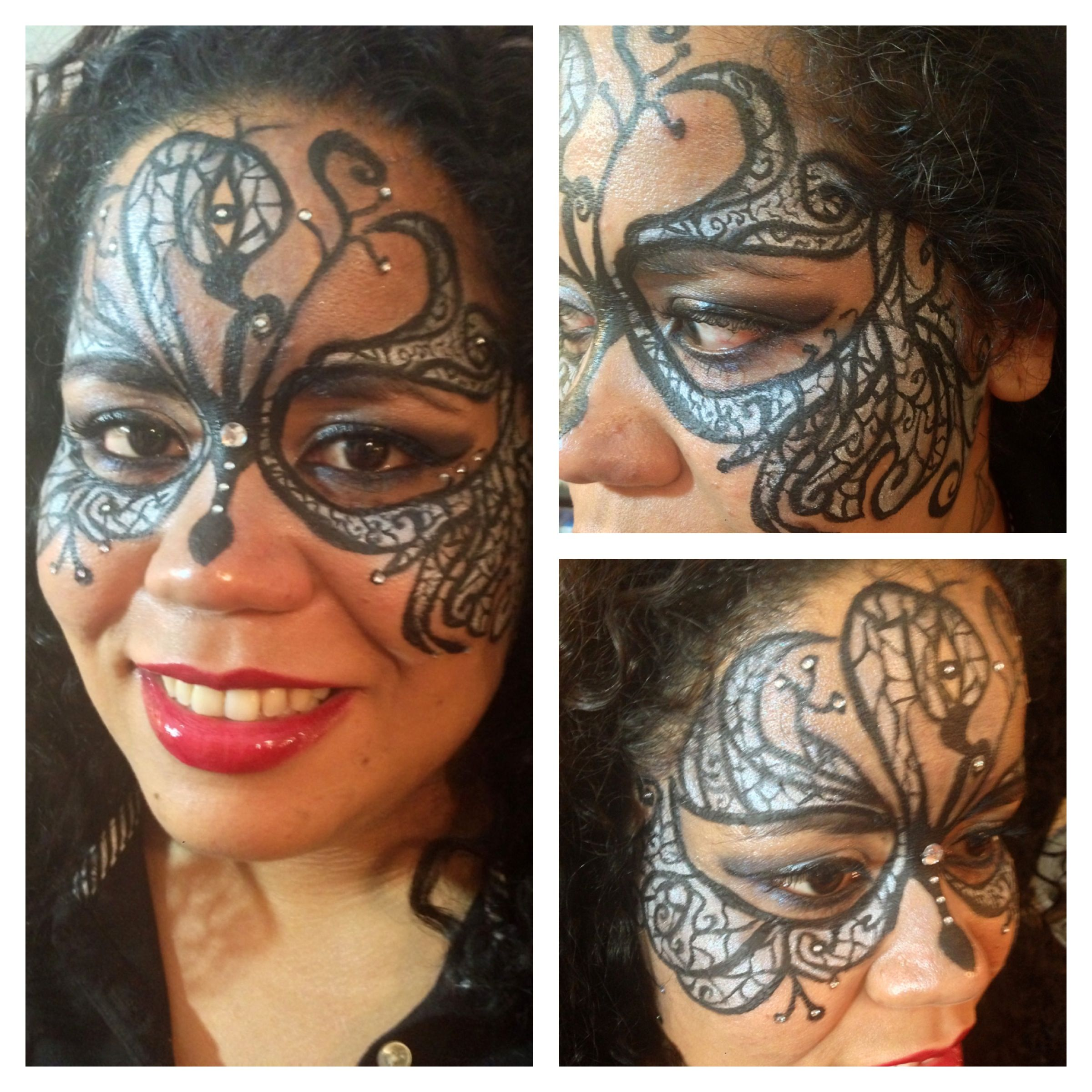 Beautiful Makeup Designs by Luna Designs Studio. Call