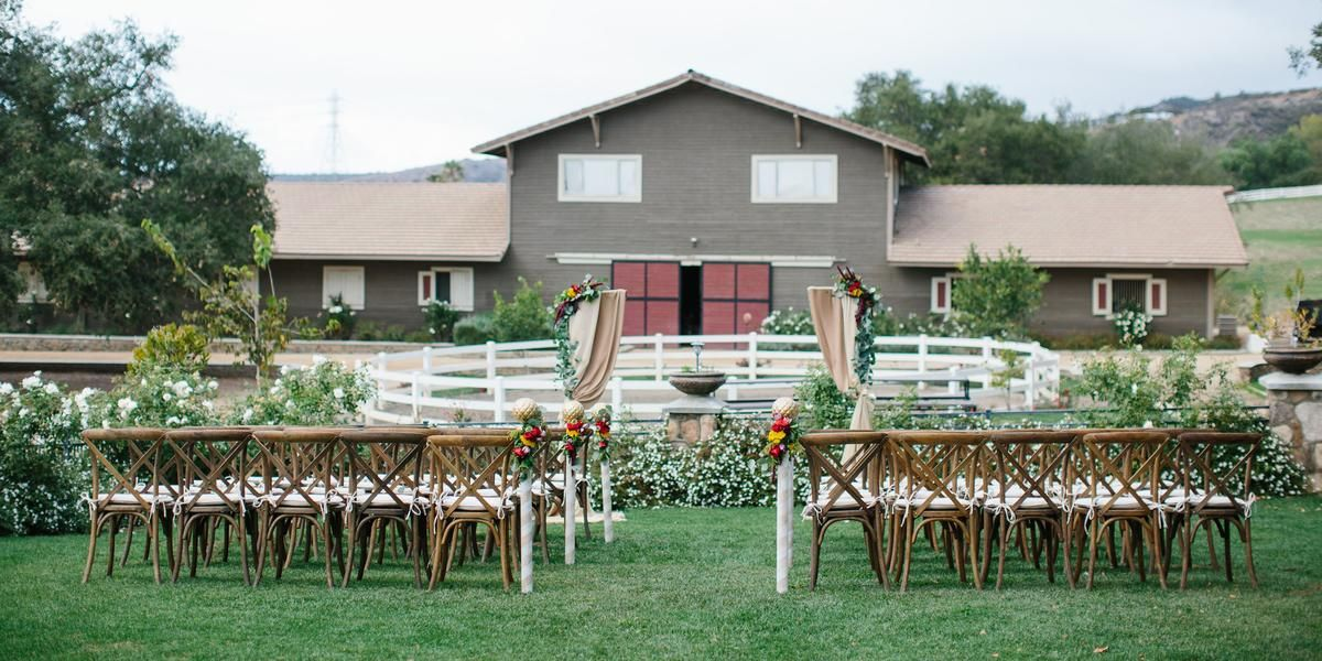 Giracci Vineyards And Farms Weddings Get Prices For Orange County