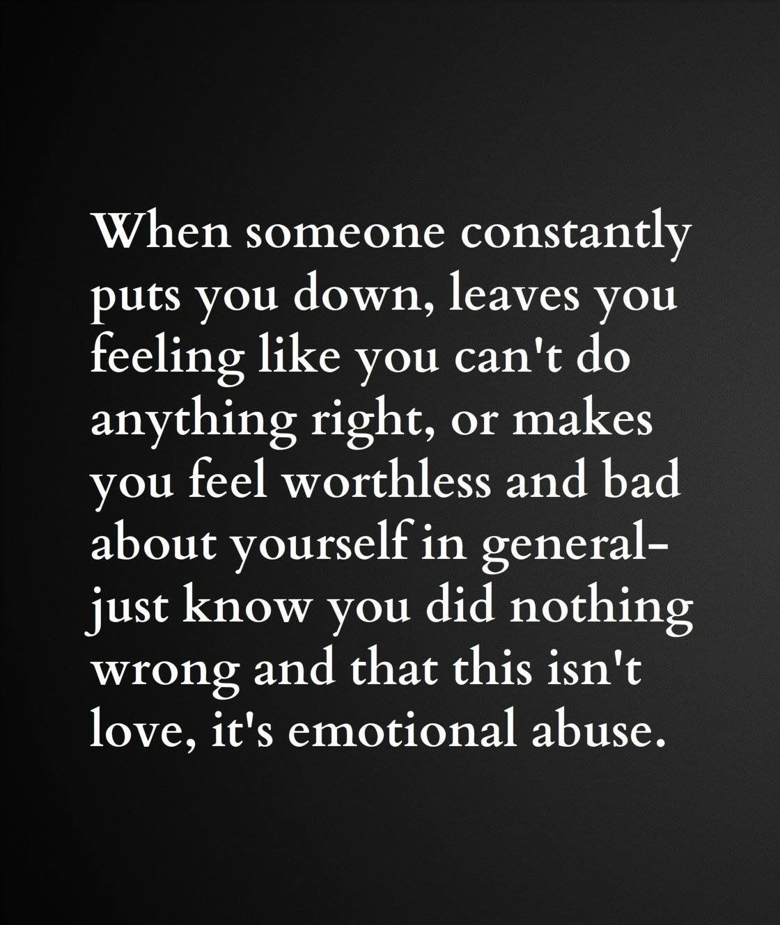 Emotional Abuse Quotes Images Emotional Abuse  Broken  Pinterest  Emotional Abuse King And Ptsd