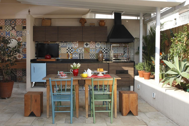 Cozinha Gourmet Rustica Com Churrasqueira Oppenau Info
