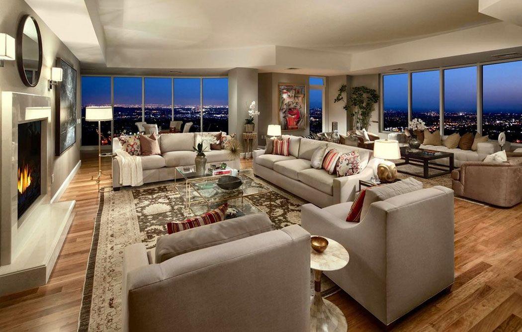 Projets d'appartement avec vue imprenable sur la ville ...