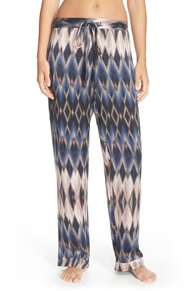 b439564b82 Beautiful Bottoms London Asceno by Beautiful Bottoms Silk Pajama Pants  available at  Nordstrom