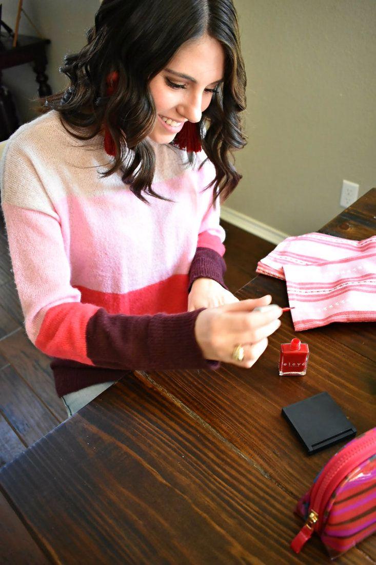 Elevé cosmetics nail POP nail polish in New York City