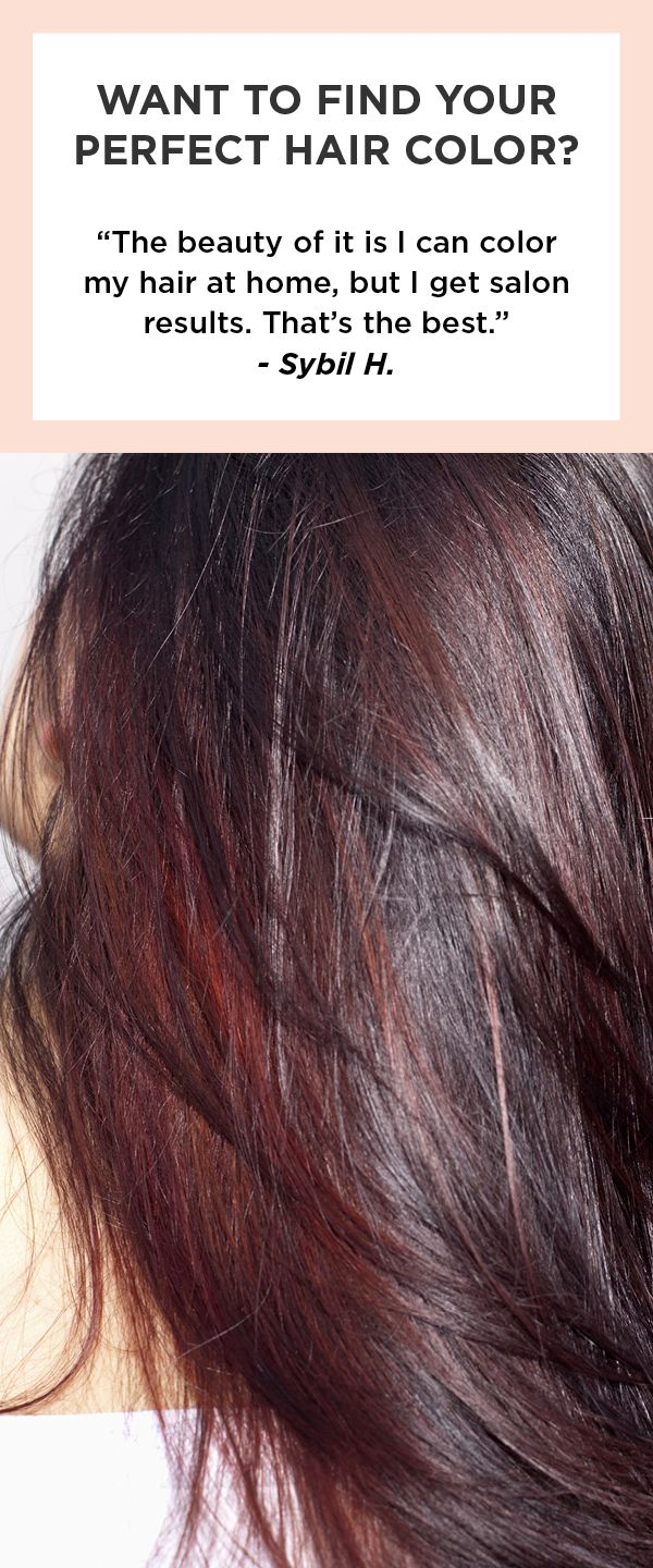 Simple Solution for Coloring Gray Hair: \