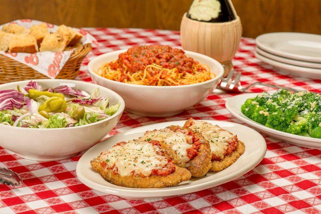 Family Style Italian Food Menu Italian food menu
