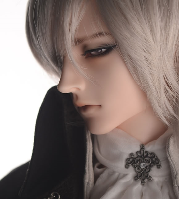 141.75$  Buy now - http://ali238.worldwells.pw/go.php?t=32734682133 - bjd / sd 1/3 doll soom R hyperon with ID72 body volks lati 75cm resin doll joints doll 141.75$