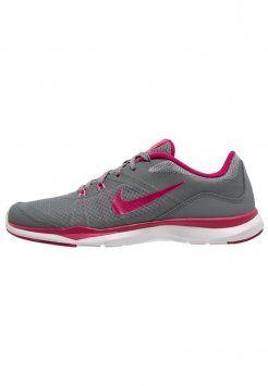 ba4d5b854985 Nike Performance - FLEX TRAINER 5 - Chaussures d entraînement et de fitness  - cool grey spirit fuchsia pink pow