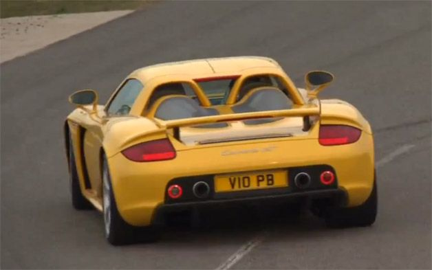 Autocar drives the Porsche Carrera GT