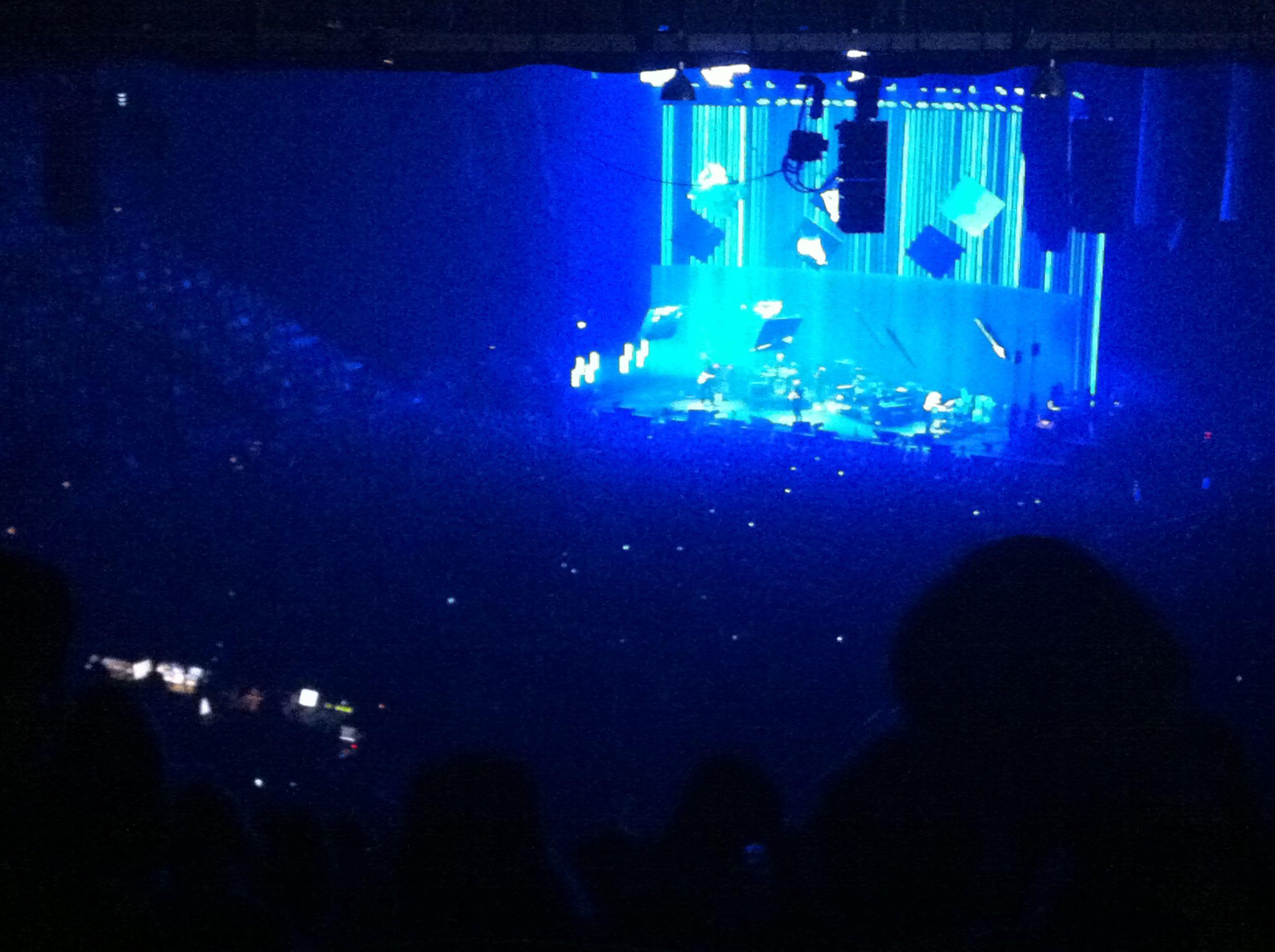 Radiohead Australian Tour - Sydney 12/11/12 Fucking amazing!!
