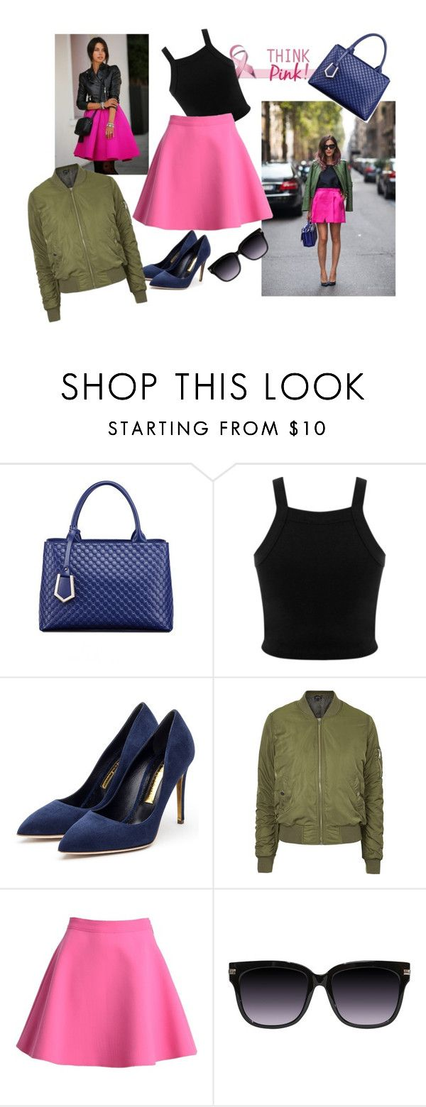 """""""#43"""" by li-lac7 on Polyvore featuring Relaxfeel, Miss Selfridge, Rupert Sanderson, Topshop and MSGM"""