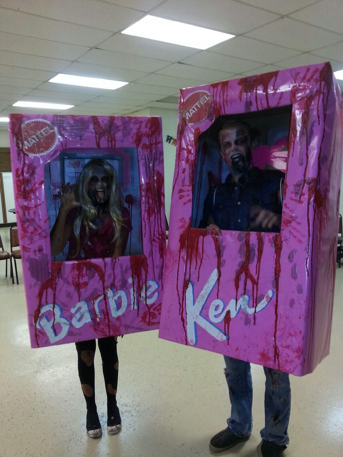 Barbie and ken halloween costume arizella lyric pinterest