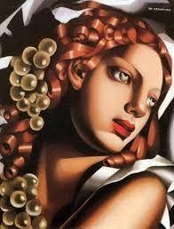 Afbeeldingsresultaat voor Lempicka portraits