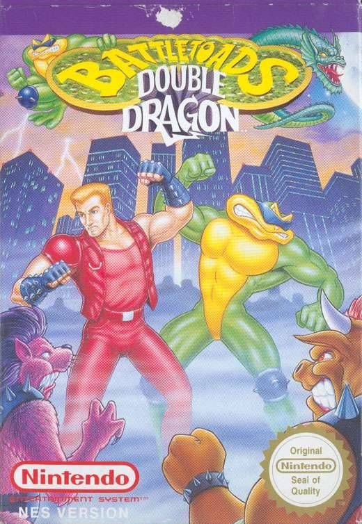 Battletoads And Double Dragon It Has All The Co Op Fun Of Both Battletoads And Double Dragon But In One Single Game If You Think Abou Video Igry Retro Knigi