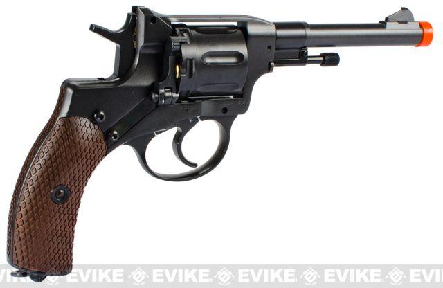 WinGun Nagant M1895 Airsoft CO2 Revolver, Airsoft Guns