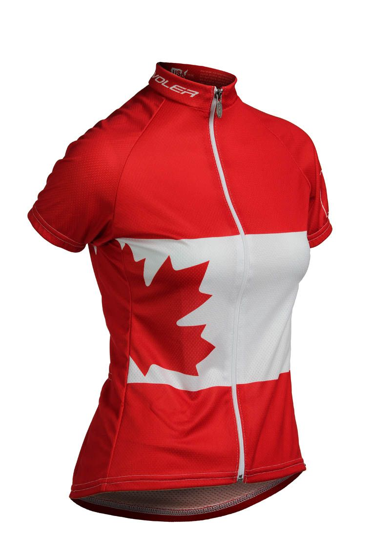 Canadian Heritage Women's Club Jersey (2XL) Canadian