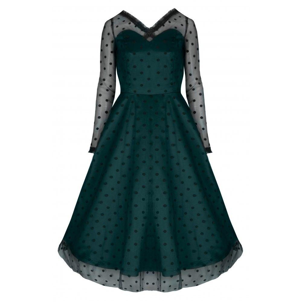 Lindy Bop Pearl Kleid Grün | Kleider usw. | Pinterest | Pearl dress ...