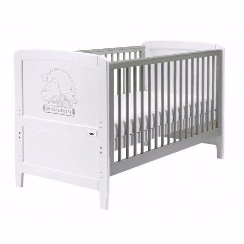 big sale 6ebe1 12f64 East Coast nursery Tiny Tatty Teddy cute as a button Cot bed ...