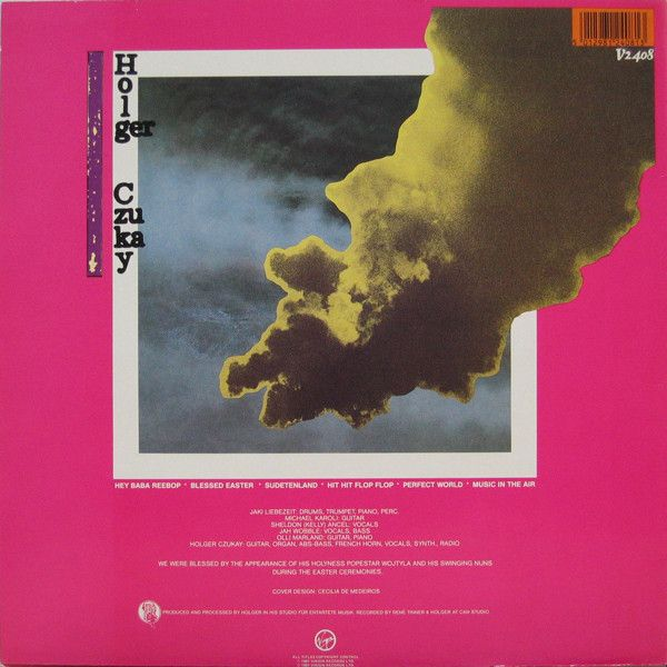 Holger Czukay Rome Remains Rome At Discogs Rome Remains Book Cover