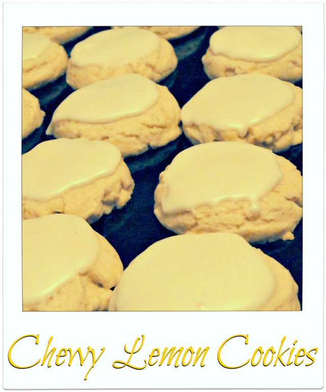 Chewy lemon cookies recipe - these glazed lemon cookies have a delicious tart lemon frosting and are soft and delicious. It's an amazing swap for your usual favorite cookies! #lemon #frosted #cookies #dessert #lemonfrosting