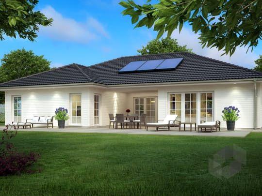 sh 169 wb von scanhaus bungalow walmdach h user pinterest haus bungalow und haus bungalow. Black Bedroom Furniture Sets. Home Design Ideas
