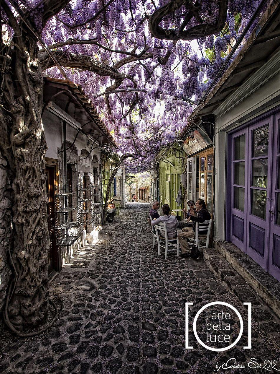 Backstreet In Greece 美しい景色 旅行参考イメージまとめ 美しい場所