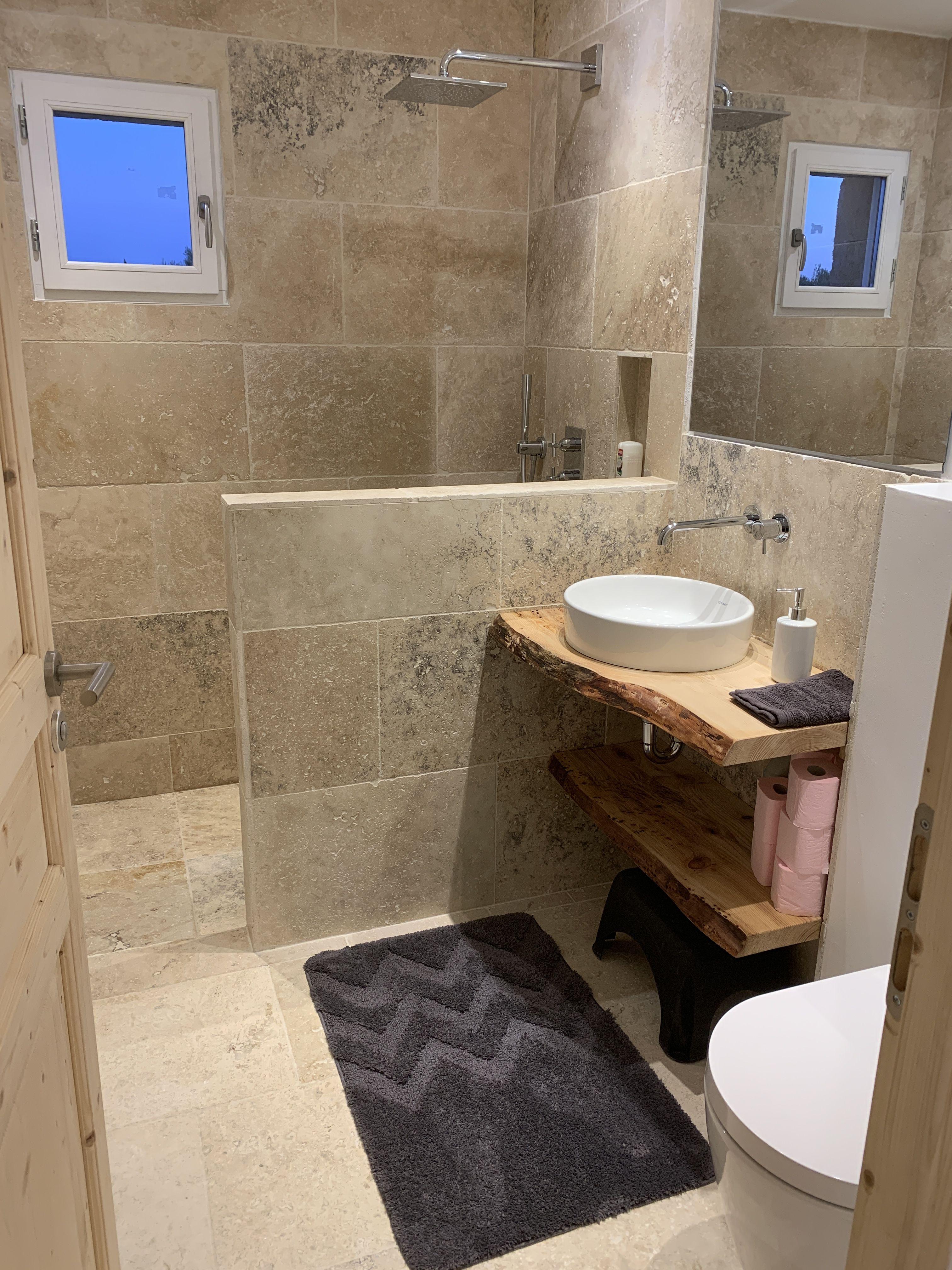 salle de bain  déco salle de bain douche italienne déco