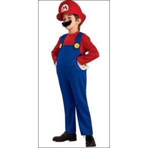 Nintendo Super Mario Deluxe adult costume