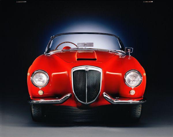 Lancia Aurelia B24 GT2500 Spider et Convertible