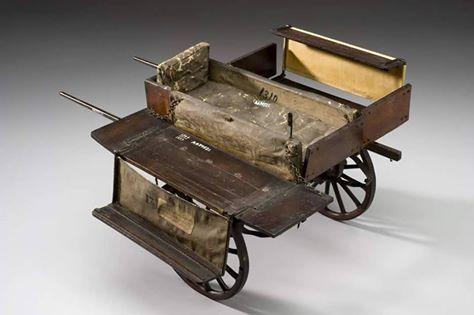 سيارة الإسعاف إنجلترا 1850 1900