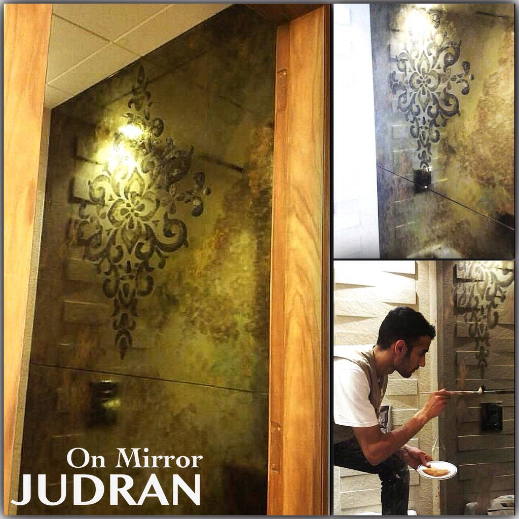 Judran #wall coverings #wallpaper #paint #decorative paint #stickers ...