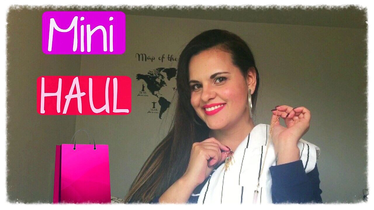 Mini Haul | Compras por internet | SaMi Beauty TV