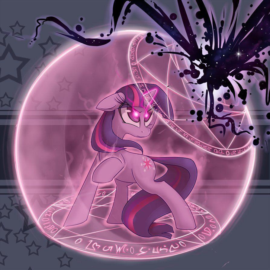 CRISIS: Twilight Sparkle