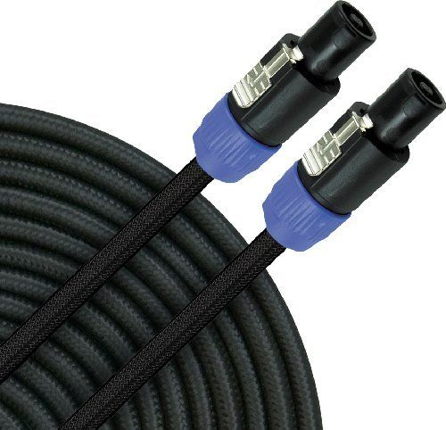 Monster Studio Pro 1000 Speaker Cable with Speak-On Connectors - 25 ...