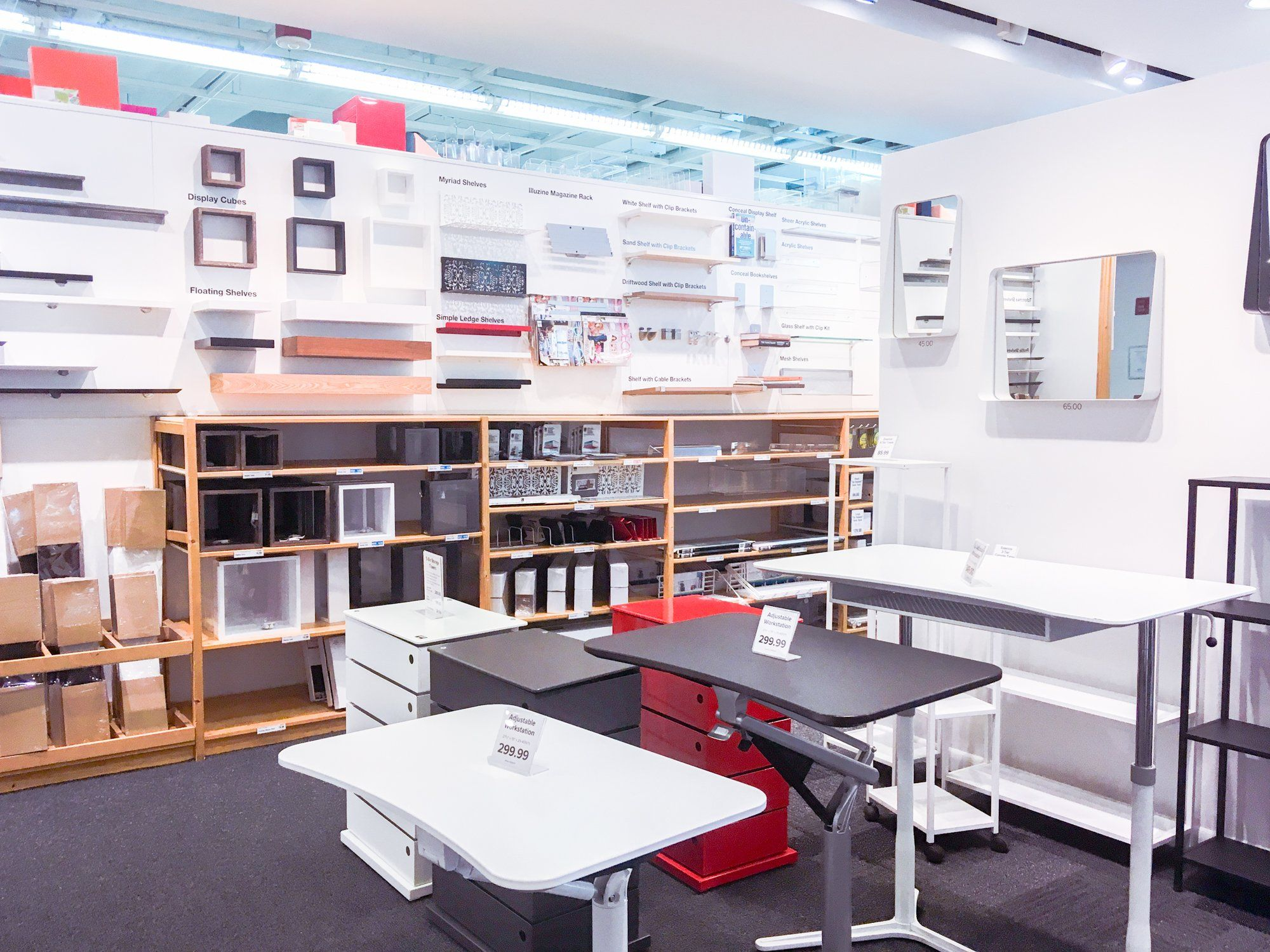 We visited Bed Bath & Beyond and The Container Store — and one was clearly better than the other