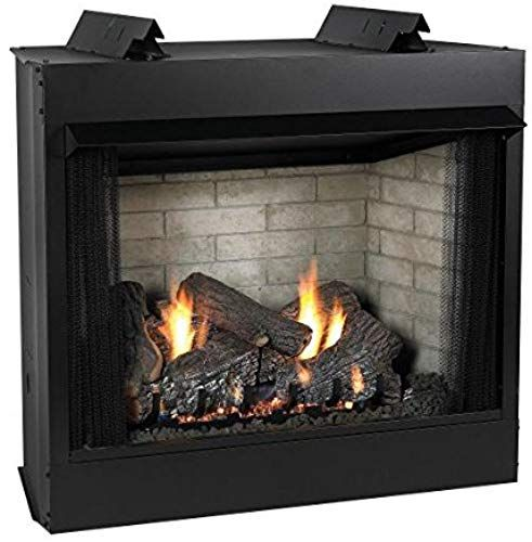 Buy Deluxe 36 Inch Vent Free Firebox Flush Face