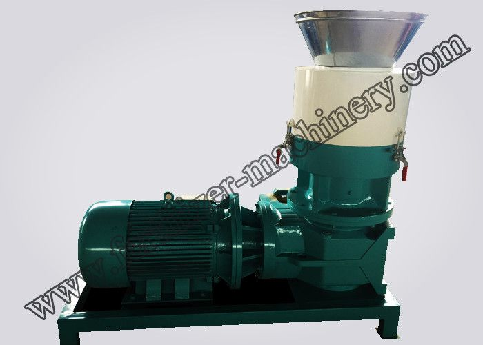 Flat Die Fertilizer Granulator| Email:fanwayfertilizermachinery@gmail.com Website: www.fertilizer-machinery.com Multifunction flat die fertilizer granule machine is aiming at producing bio-organic fertilizer. It is used for granulating various of organic matter after fermentation. And the particles shape of organic fertilizer is cylindrical.