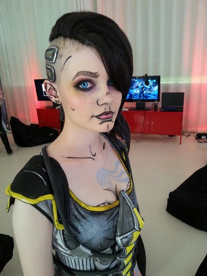 Is This Real Life   Cosplay  Borderlands Cosplay -1178