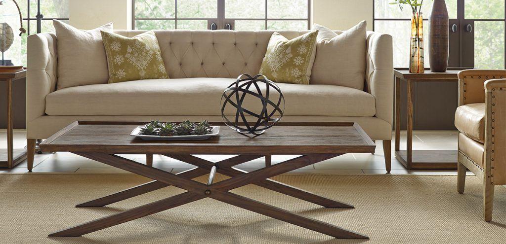 Crawford X-Base Coffee Table   Coffee table, Furniture ...