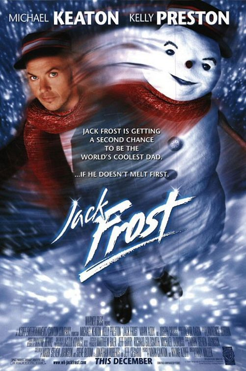 Jack Frost Movie Poster  Internet Movie Poster Awards Gallery