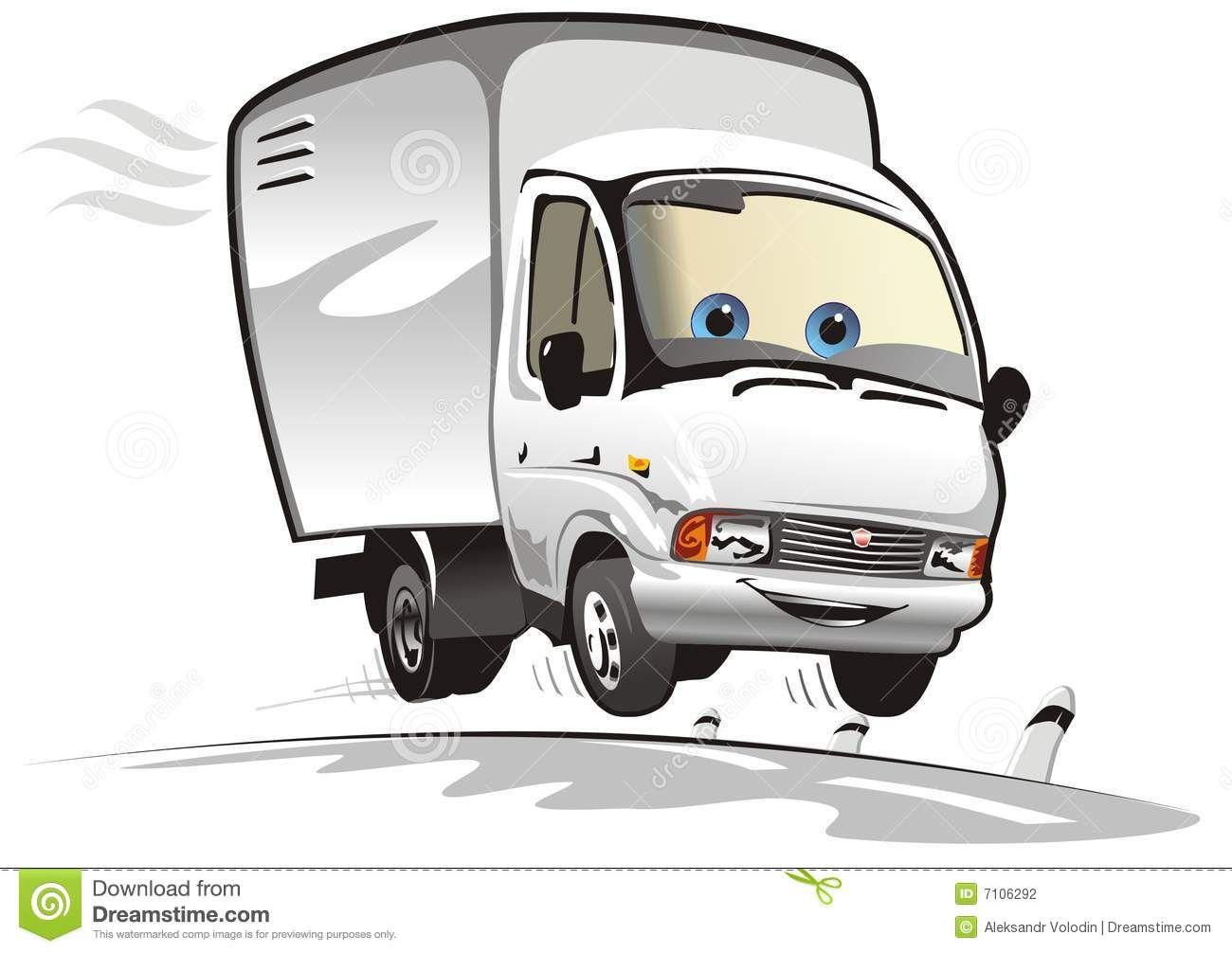 Food Delivery Van Cartoon Google Search Cartoon