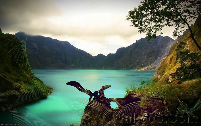 Fantasy Landscape Wallpaper Wallpapers And Backgrounds