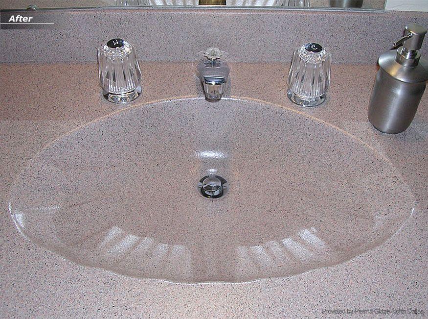 Perma Glaze Bathroom Bathtub Sink And Kitchen Resurfacing